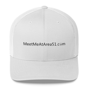 "Alien Wear Cap - ""Meet Me At Area 51"""
