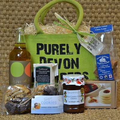 Jute Bag Hampers