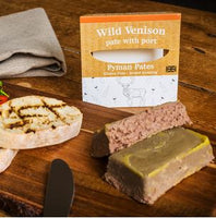 Wild Venison Pate with Port