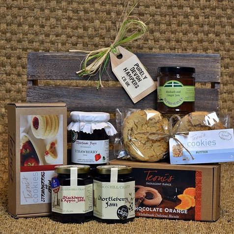 Cookies and Jams Hamper