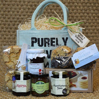 Devon Cookies and Preserves Hamper