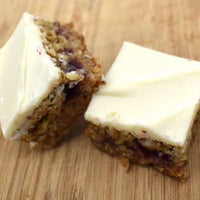 Devon Cream Tea Flapjack