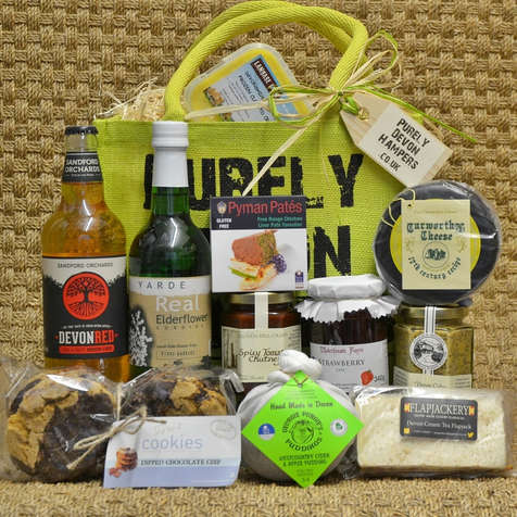 Devon kitchen Hamper