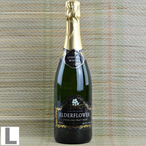 Elderflower Sparkling Brut