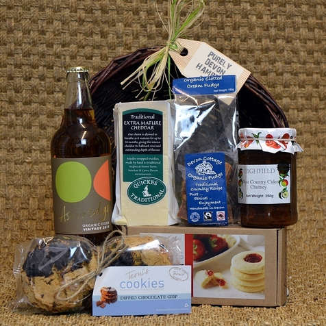 Farmyard Gift Basket