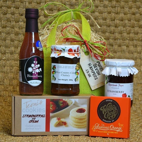 Little Devon Christmas Hamper