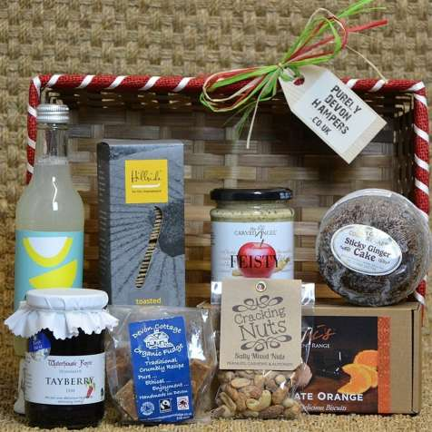 Mistletoe Christmas Hamper