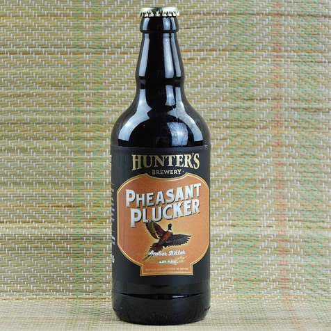 Hunters Real Ale