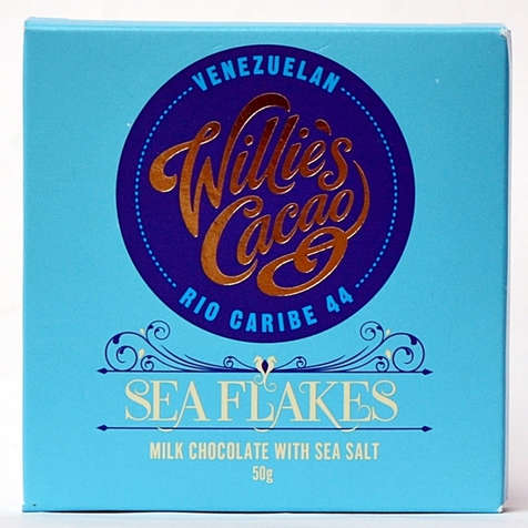 Willies Cacao Sea Flakes