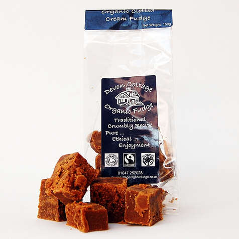 Traditional Clotted Cream Fudge 150g