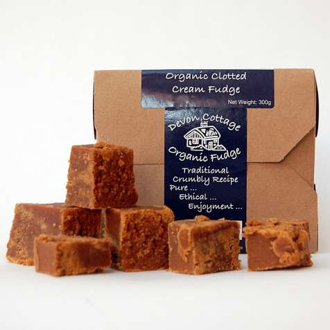 Traditional Clotted Cream Fudge 300g