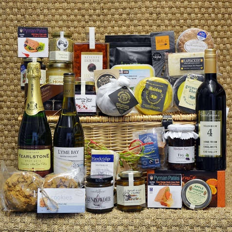 Purely Luxury Christmas Hamper