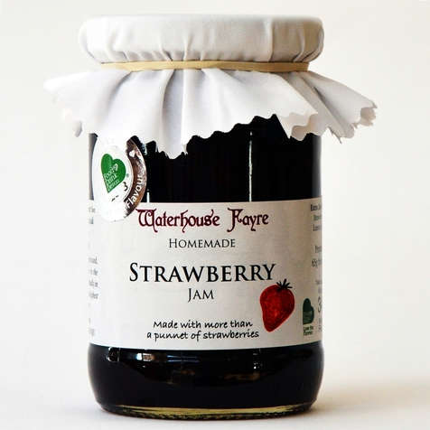 Waterhouse Fayre Strawberry Jam