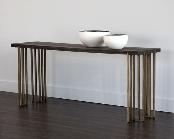 CONSOLE TABLES - Console Tables & Sofa Tables: Living Room ...