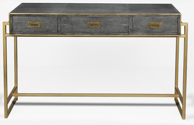 terrando-grey-leather-shagreen-desk