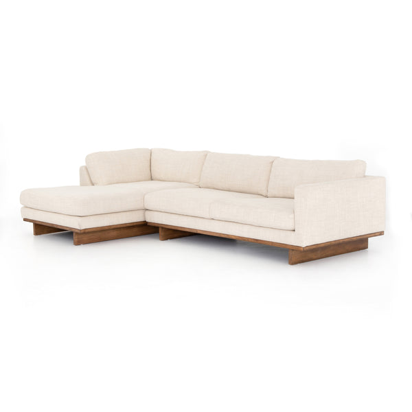 EVERLY 2-PIECE SECTIONAL 70'' LEFT CHAISE