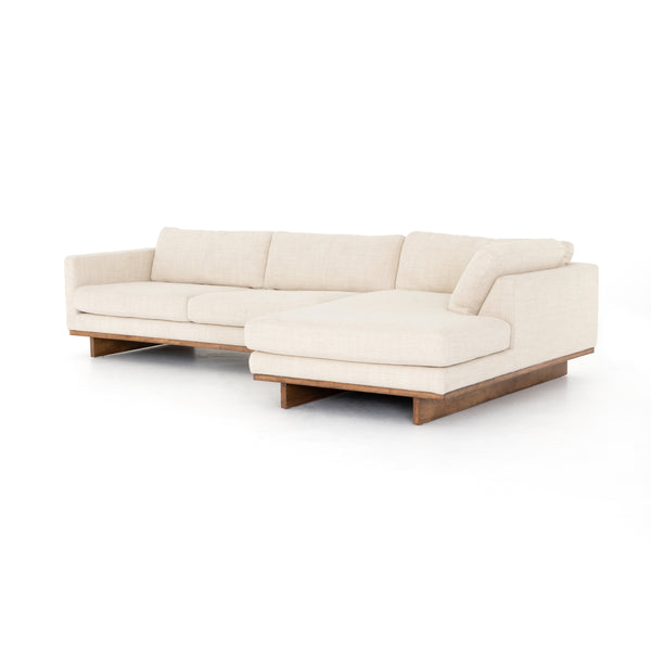 EVERLY 2-PIECE SECTIONAL 86'' RIGHT CHAISE