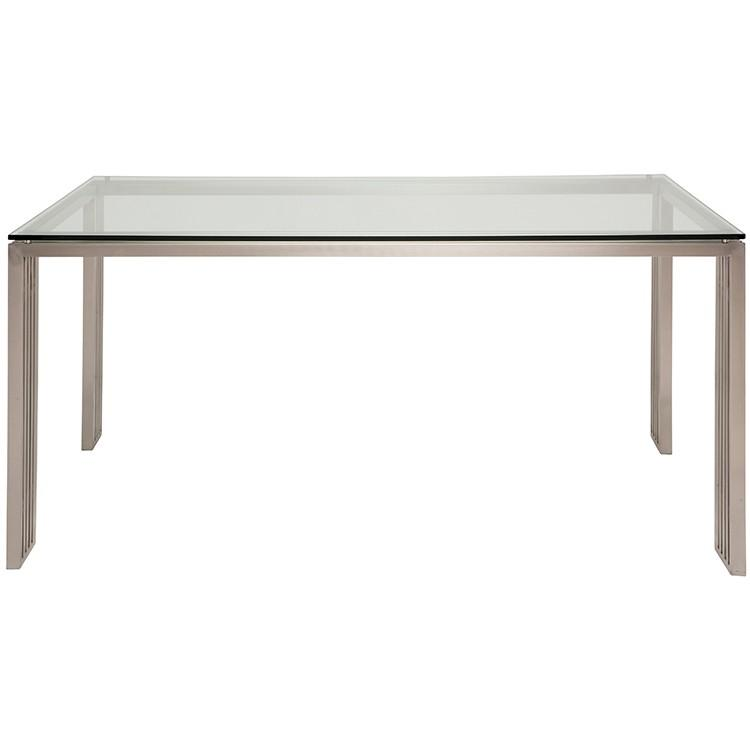 linus-dining-table-clear-tempered-glass-top-brushed-stainless