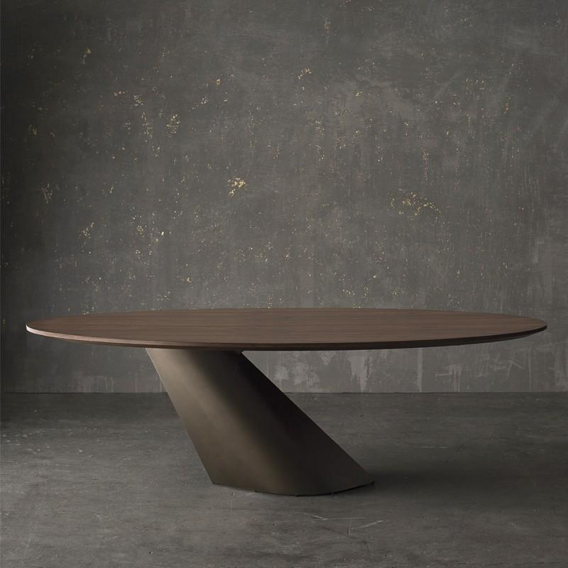 lotti-dining-table-walnut-veneer-top-titanium-steel-base-78