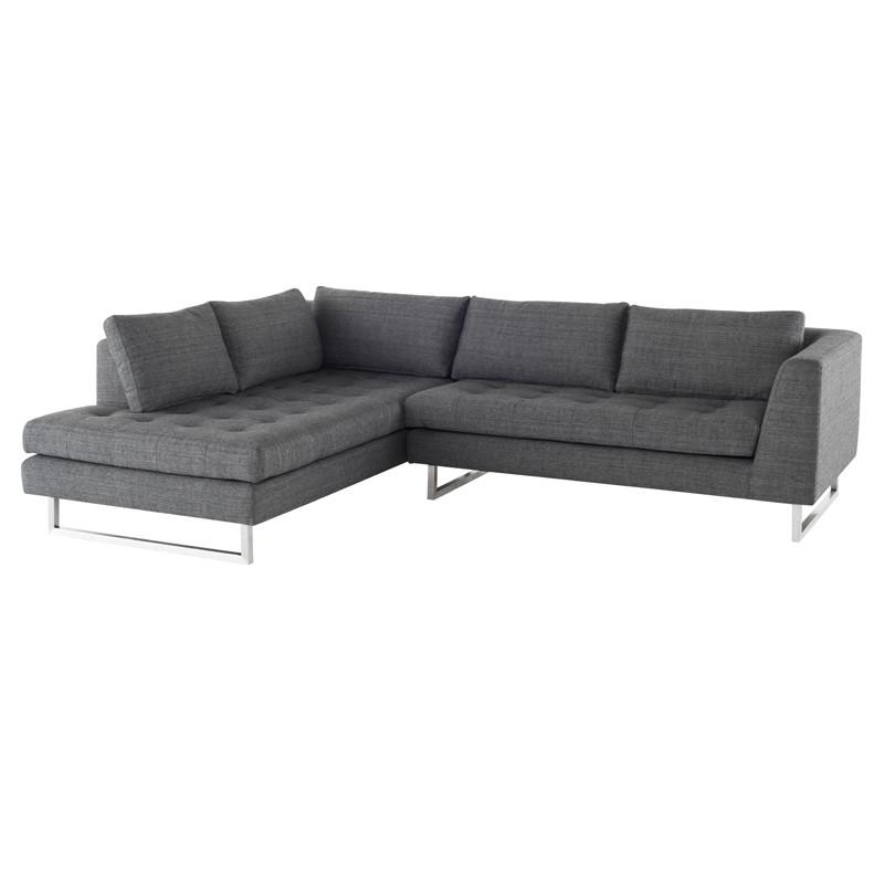 fairly-dark-grey-tweed-sectional