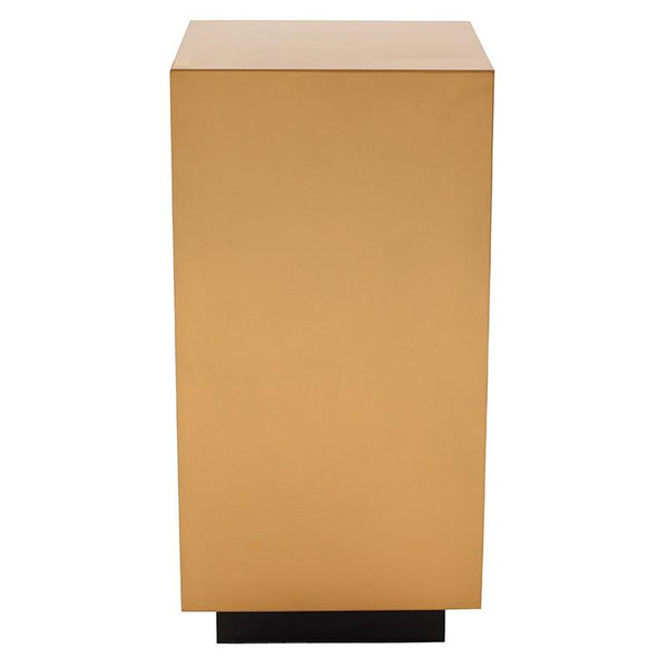 val-gold-side-table