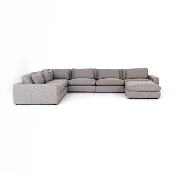 BLOOR 6-PC SECTIONAL W/ OTTOMAN-CHESS PE