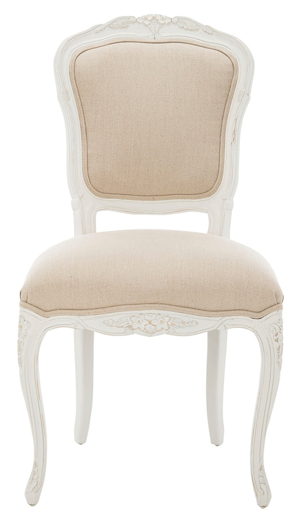 Harper French Upholstered Side Chair (2x)
