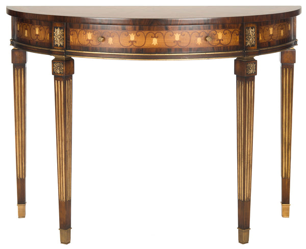Tripp Mahogany Console Table