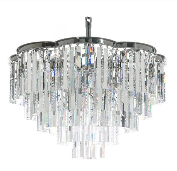 Porter Crystal Chandelier