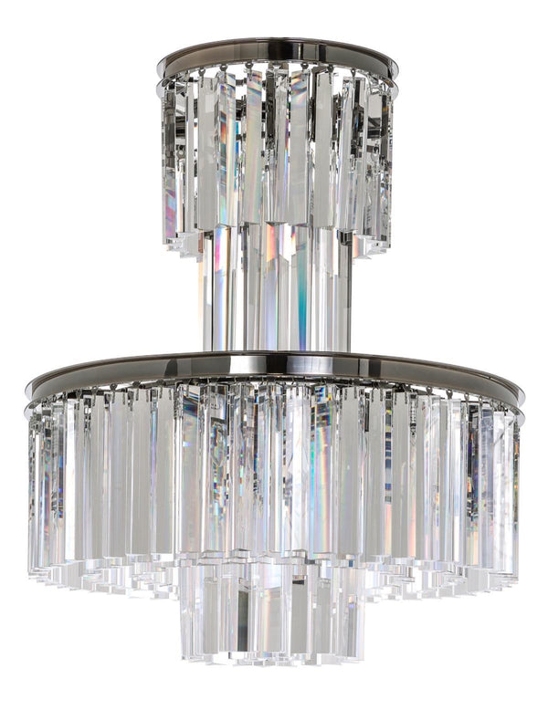 Pryer Crystal Chandelier