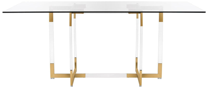 Max Acrylic Dining Table
