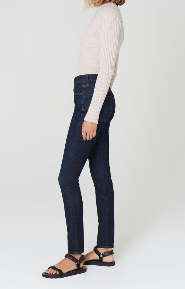 Rocket Mid Rise Skinny Fit Foxy side