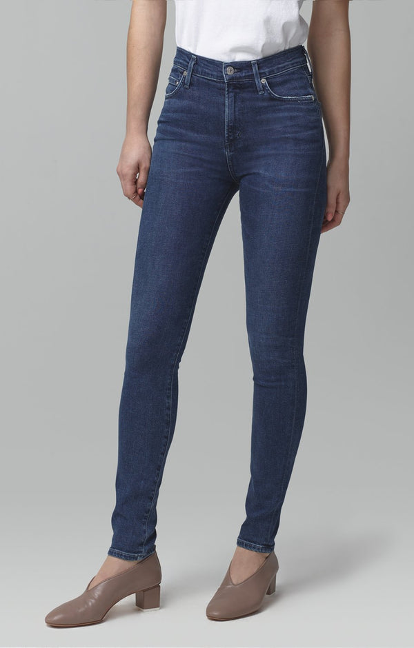 rocket mid rise skinny fit glory back
