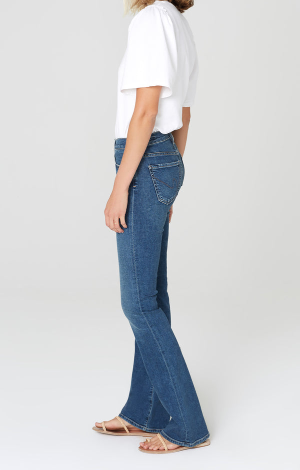 emannuelle slim bootcut modern love side