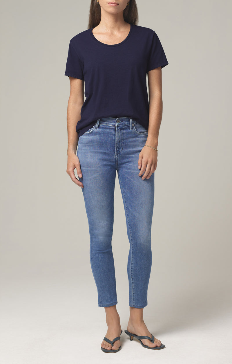 rocket crop mid rise skinny fit pirouette front