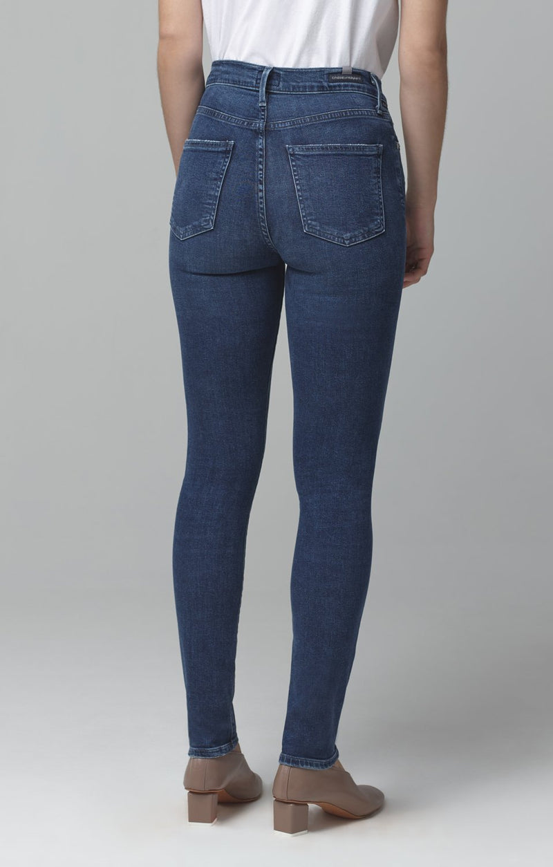 rocket mid rise skinny fit glory side