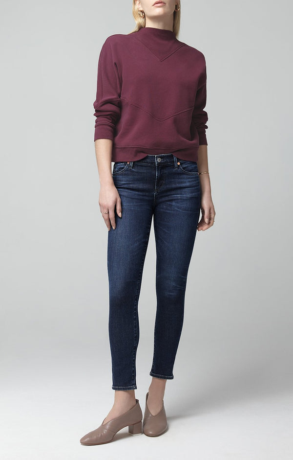avedon ankle ultra skinny fit alto front
