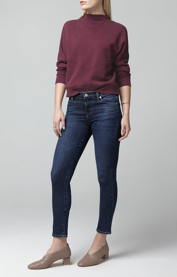 avedon ankle ultra skinny fit alto back
