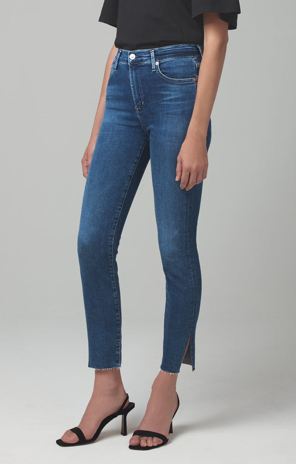 rocket ankle mid rise skinny fit rush back
