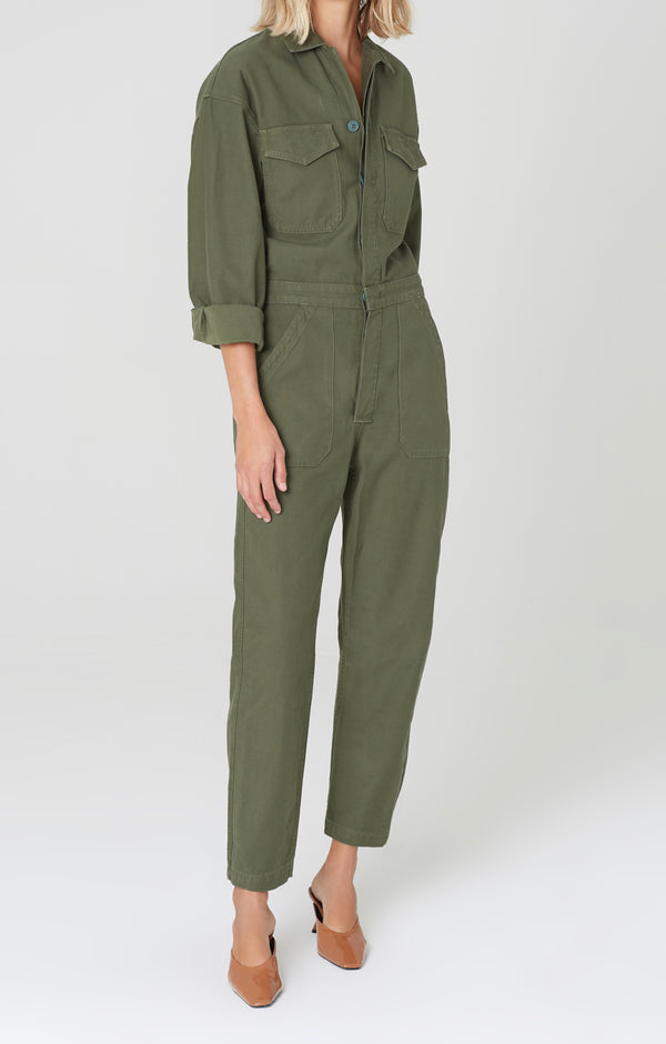 marta jumpsuit retreat front
