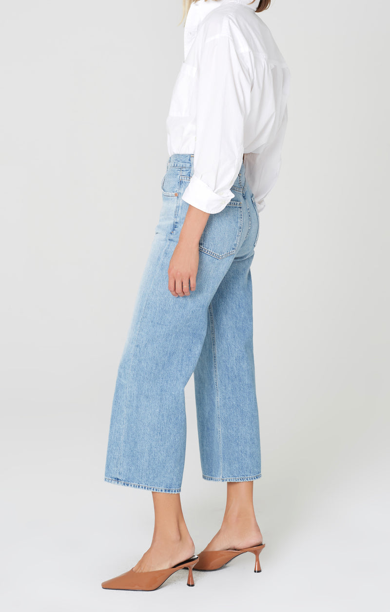 sacha high rise wide leg tularosa side