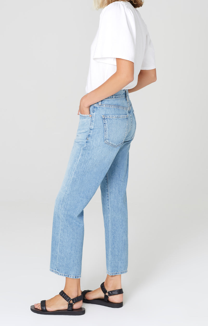 emery high rise relaxed crop tularosa side