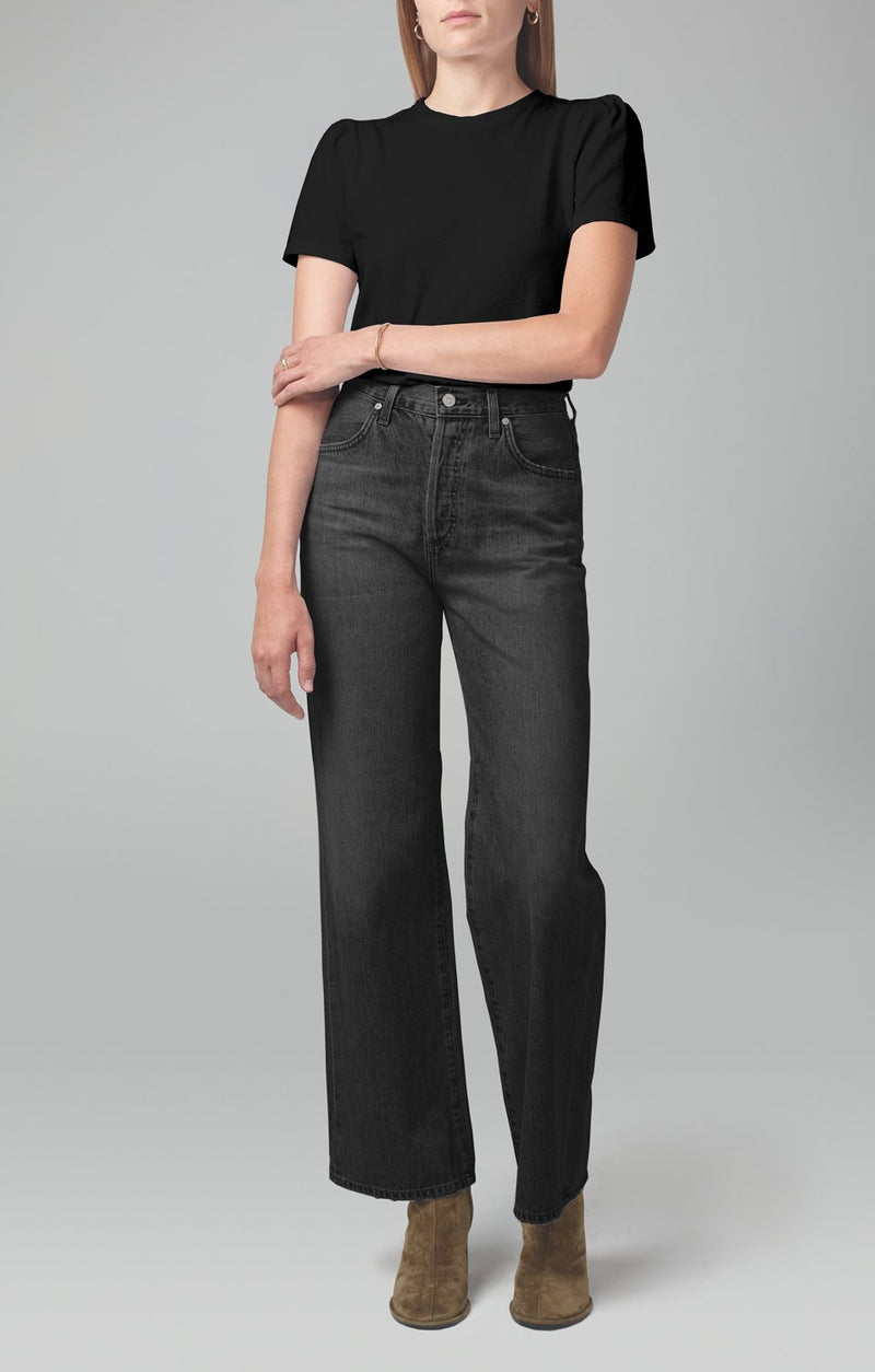 flavie trouser jean fade to black front