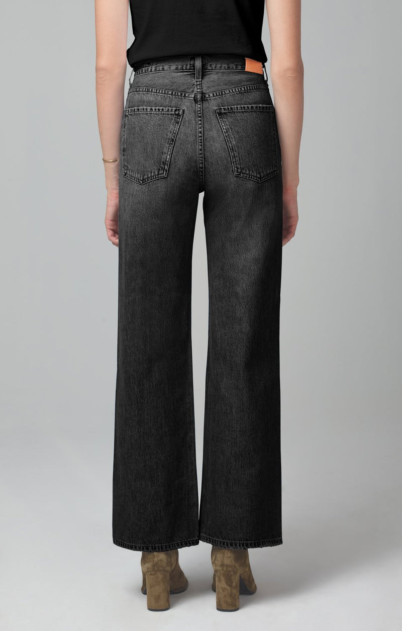 flavie trouser jean fade to black side
