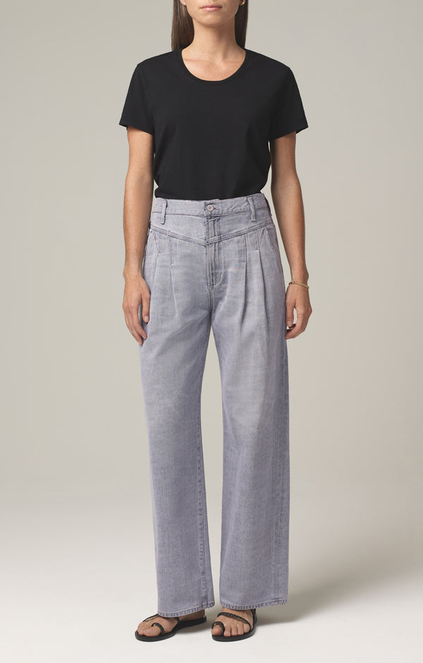 nancy-pleat-yoke-trouser-let-it-rain-front