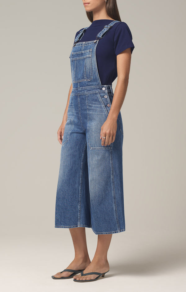 Lizzie Culotte Overall in Favorite
