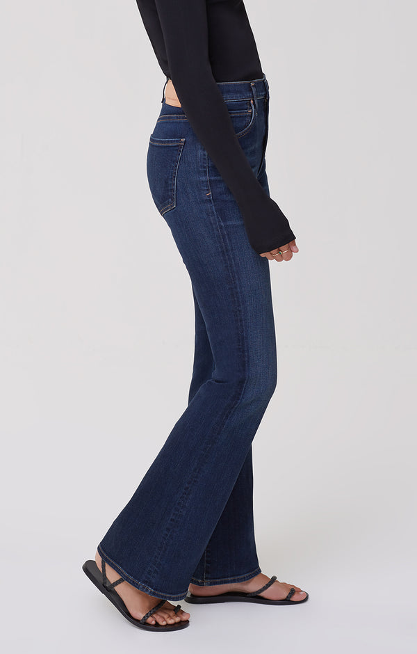 Lilah High Rise Bootcut Loveland side