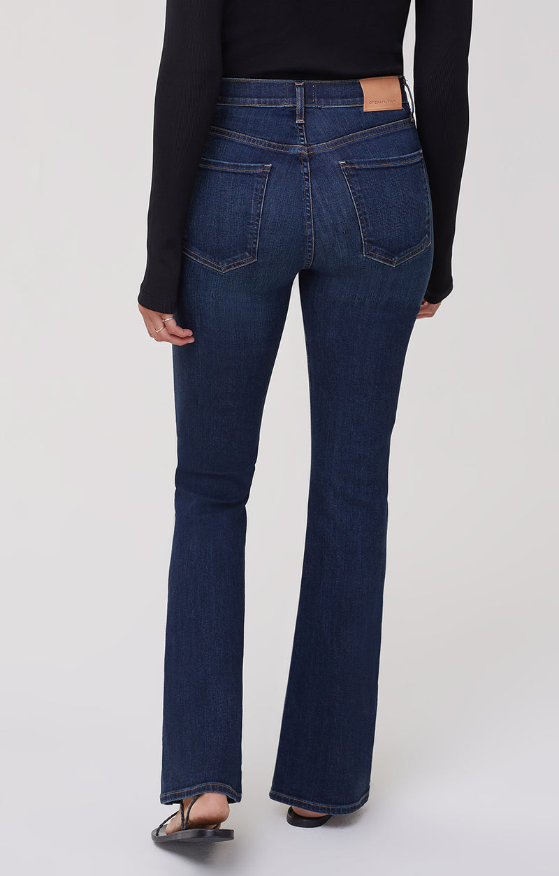 Lilah High Rise Bootcut Loveland back