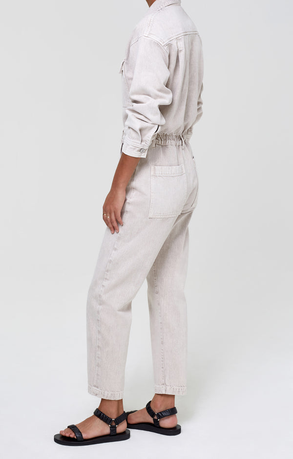 Liu Jumpsuit Desert Haze side