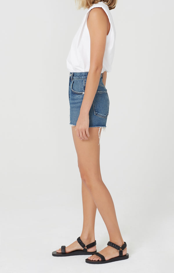 Kaia High Rise Short  Veda